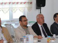 LEADER '' Hakkında Bilgilendirme Toplantısı Yapıldı