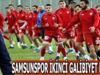 Samsunspor'da Altınordu maçı hazırlıkları