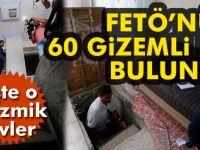 FETÖ'nün esrarengiz evleri deşifre oldu