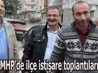 MHP'de ilçe istişare toplantıları başladı