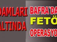 Bafralı iş adamarı FETÖ operasyonları kapsamında gözaltında