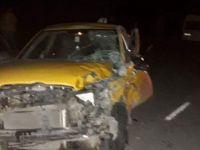 Samsun-Yakakent'te Kaza 2 Yaralı