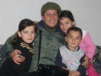 Umut Derneğinden evi yanan aileye yardım eli