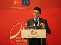 Rekabetçi Sektörler Programı  yeni dönem tanıtım semineri Samsun'da yapıldı