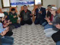 19 Mayıs Ensar Vakfın'dan şehitler için dua