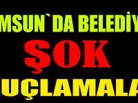 Samsun`un o belediyesine evrakta sahtecilik suçlamaları