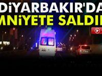 Diyarbakır Çınar'da emniyete saldırı