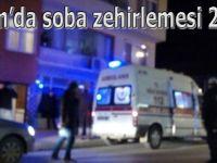 Alaçam'da Soba Zehirlenmesi 2 Ölü