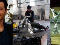 Samsun'da Heykel Tıraşa Silahlı Saldırı