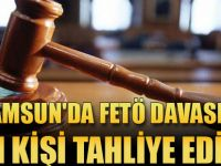 FETÖ davasında 21 kişi tahliye edildi