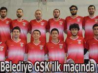 Bafra Belediye GSK ilk maçında yenildi