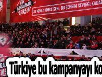 Türkiye bu kampanyayı konuşuyor