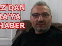 Bafra'lı İş adamı kazada hayatını kaybetti