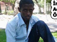 Afrikalı gencin Rektörden istdeği