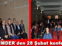 BAFİMDER`den 28 Şubat konferansı
