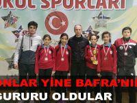 Başarının adı Atatürk Ortaokulu