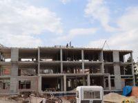 Belediye Hizmet Binası İnşaatı Kaldığı Yerden Devam Ediyor