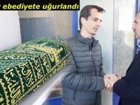 Halil Demir ebediyete uğurlandı