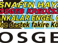 Esnafa Kosgeb Fiyaskosu Zengine Destek Fakire Köstek
