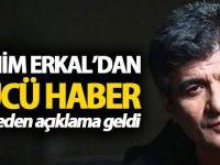 Ünlü Sanatçı İbrahim Erkal'dan üzücü haber