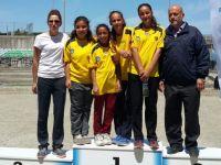 Dikmen'de bir Ortaokul Türkiye şampiyonasında