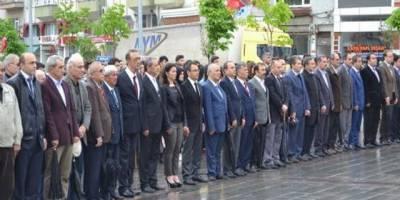 Alaçam'da 19 Mayıs kutlandı