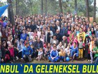 İstanbul`da geleneksel buluşma