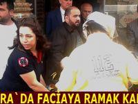 Bafra`da faciaya ramak kaldı