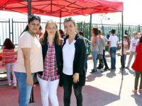 Toptepe İlköğretim Okulu'nda Yıl Sonu Sergisi ve Kermes