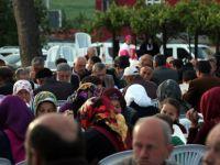 Atakum'da Ramazan Sokağına Yoğun İlgi