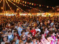 Atakum Ramazan Sokağına büyük ilgi