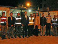 Karaaslan Polisler ile iftar açtı