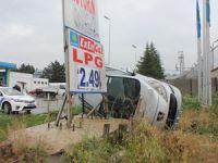 Amasya`da kaza : 4 yaralı