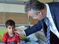 19 Mayıs Belediyesi ilçede yaşayan 80 çocuğu sünnet ettiriyor