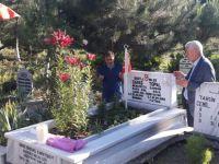 Alaçam Belediye Başkanı Uyar Şehit Mezarlarını Ziyaret Etti