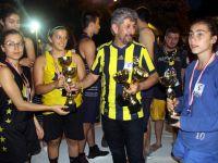 Şehit Akbaş anısına basketbol turnuvası