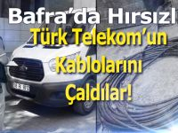 Türktelekom'um Kabloları Çalındı