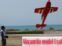 Alaçam'da model Uçak Etkinliği