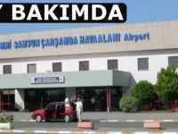 Samsun Çarşamba Havalimanı 3 ay kapalı kalacak