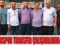 GENÇ BAFRSPOR TRANSFER ÇALIŞMALARINA BAŞLADI