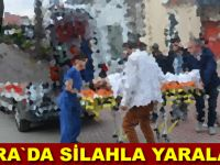 Bafra'da Silahlı yaralama