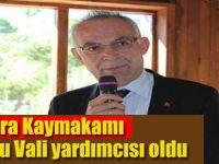 Türkoğlu Vali yardımcısı oldu