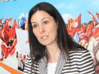 Ak Parti Genel Başkan Yardımcısı Çiğdem Karaaslan Samsun'da