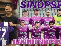 Süper bücür Sinopspor'da