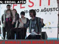 Bolu Köroğlu Festivali'nde ''Köroğlu'' adlı oyun büyük ilgi gördü