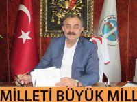 """""""Türk Milleti büyük millettir''"""