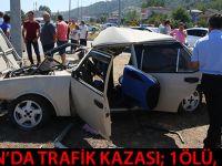 Güncelleme - Samsun'da trafik kazası; 2 ölü, 6 yaralı