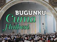 Bafra'da Cuma Hutbesi