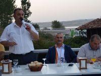 Başkan Yardımcısı Seyitahmet Sulubey'e Veda Yemeği