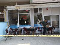 Kahvehaneye pompalı saldırı